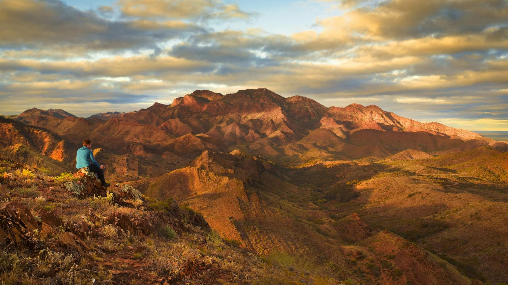 Step Back In Time On New Flinders Ranges Outback Tour