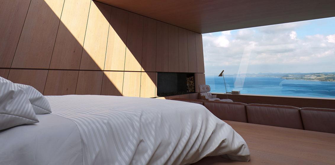 Table Cape Resort suite render | © Silvester Fuller