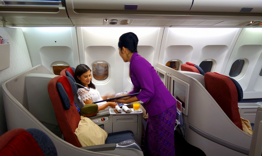 Garuda Indonesia Unveils New Business Class Service