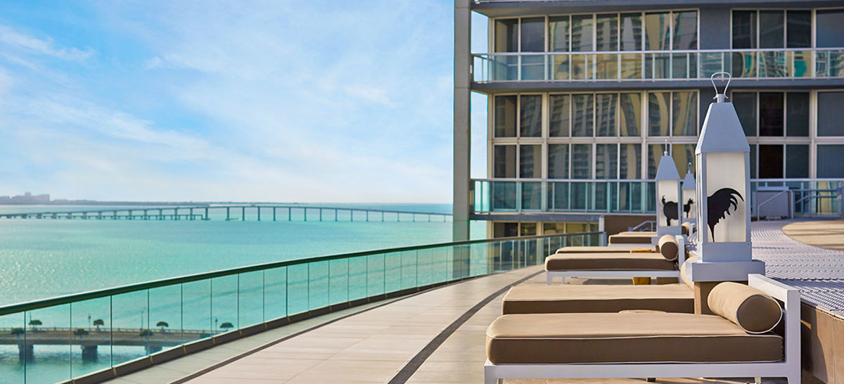 W Hotels expands presence with opening of W Miami - LATTE Luxury News