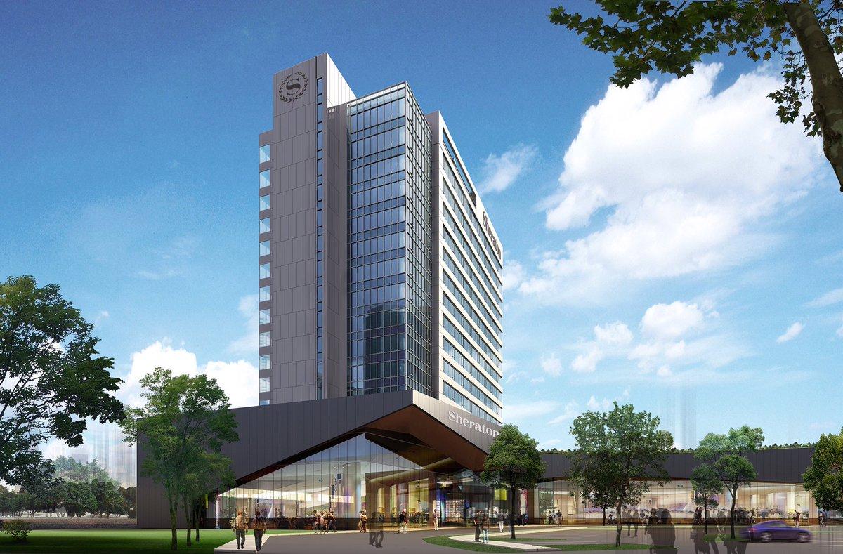 Sheraton Hotels Amp Resorts To Debut In Saint Hyacinthe