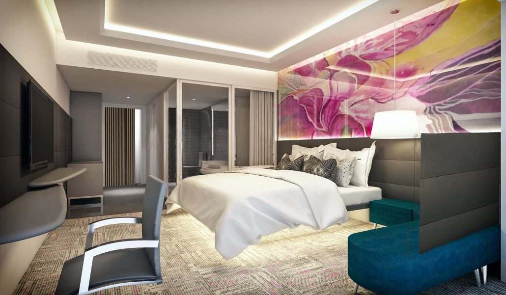 The Park Lane Hong Kong A Pullman Hotel Launches New