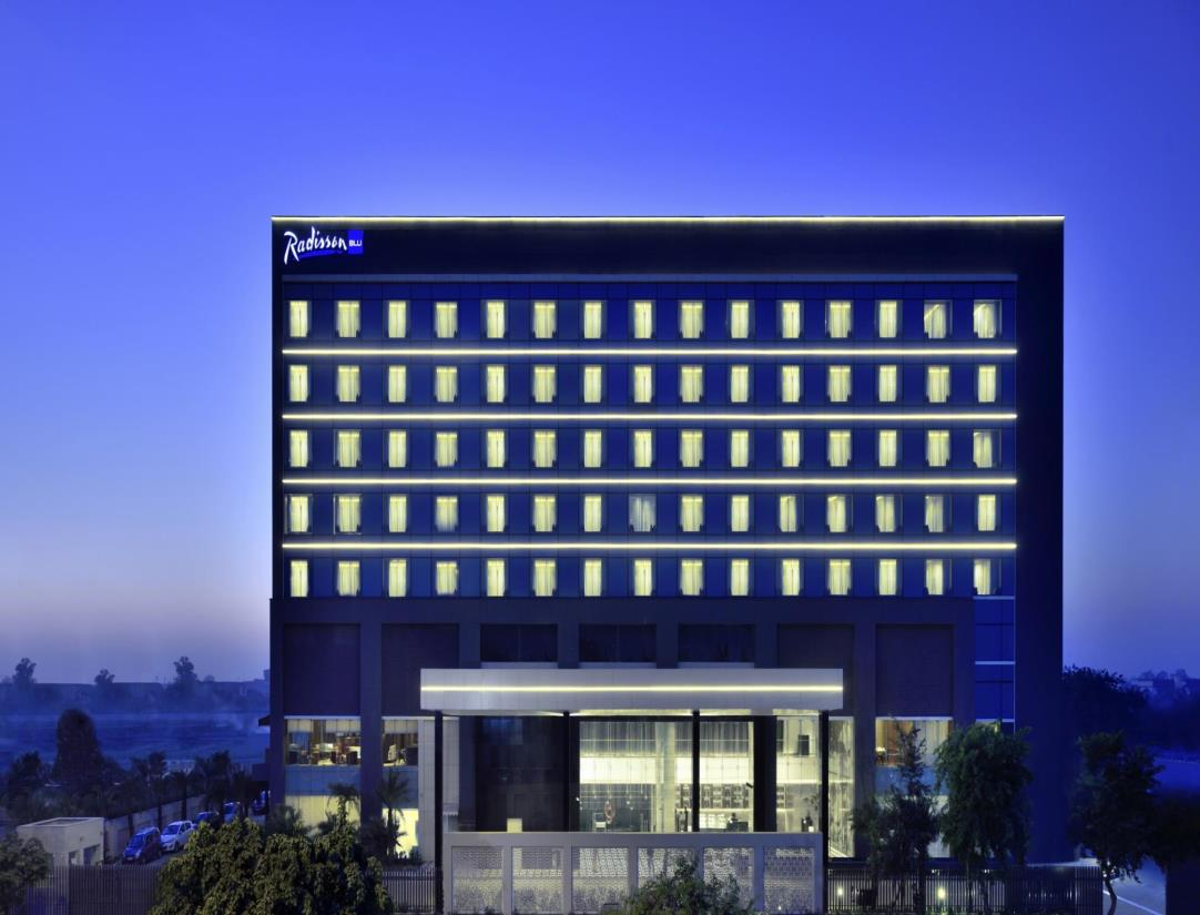 Radisson Blu Opens Faridabad S First International Upper