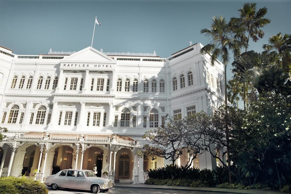 Raffles Hotel Celebrates 130 Iconic Years In Singapore