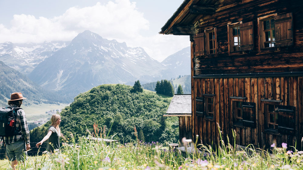 Hiking in Lech | Austrian National Tourist Office