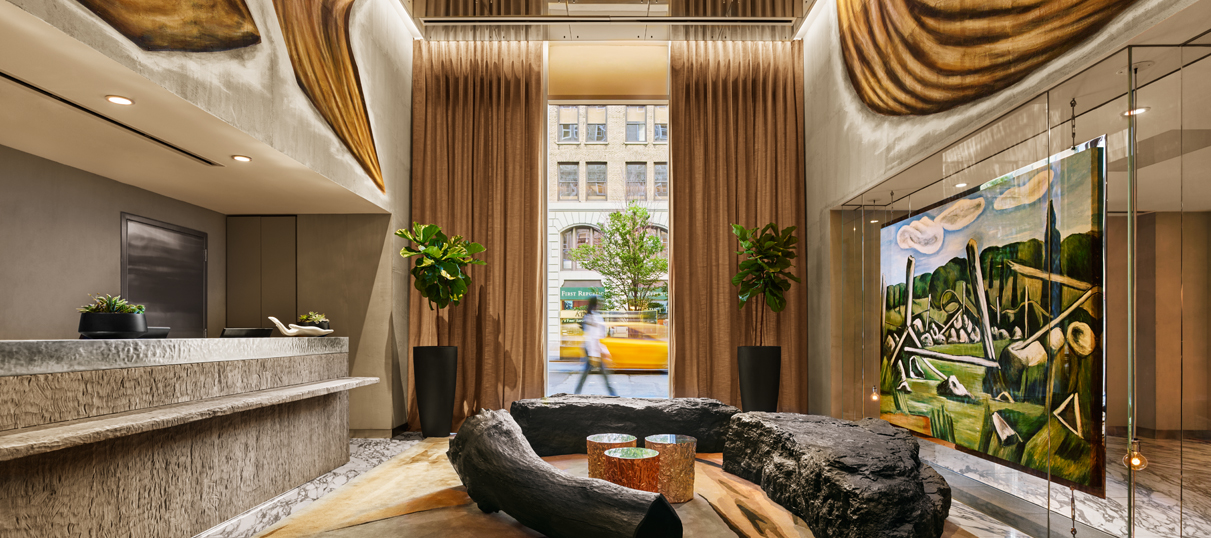 Mondrian Park Avenue Opens In Nyc S Nomad Neighbourhood