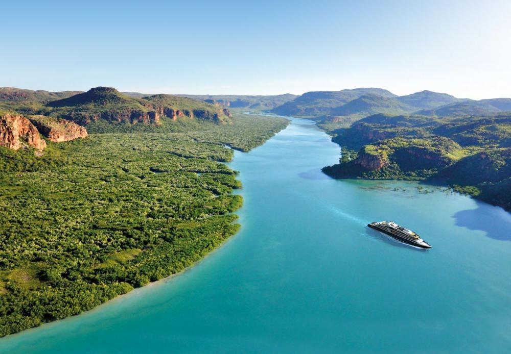 Ponant Releases Kimberley 2019 Season Featuring New Ship