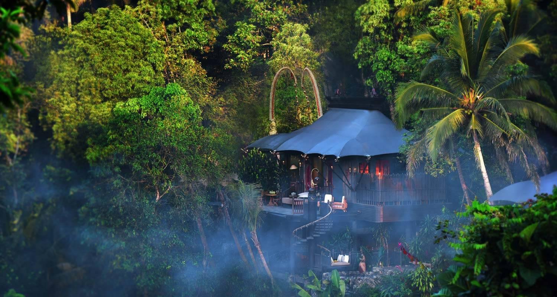Introducing Capella Ubud Bali Latte Luxury News
