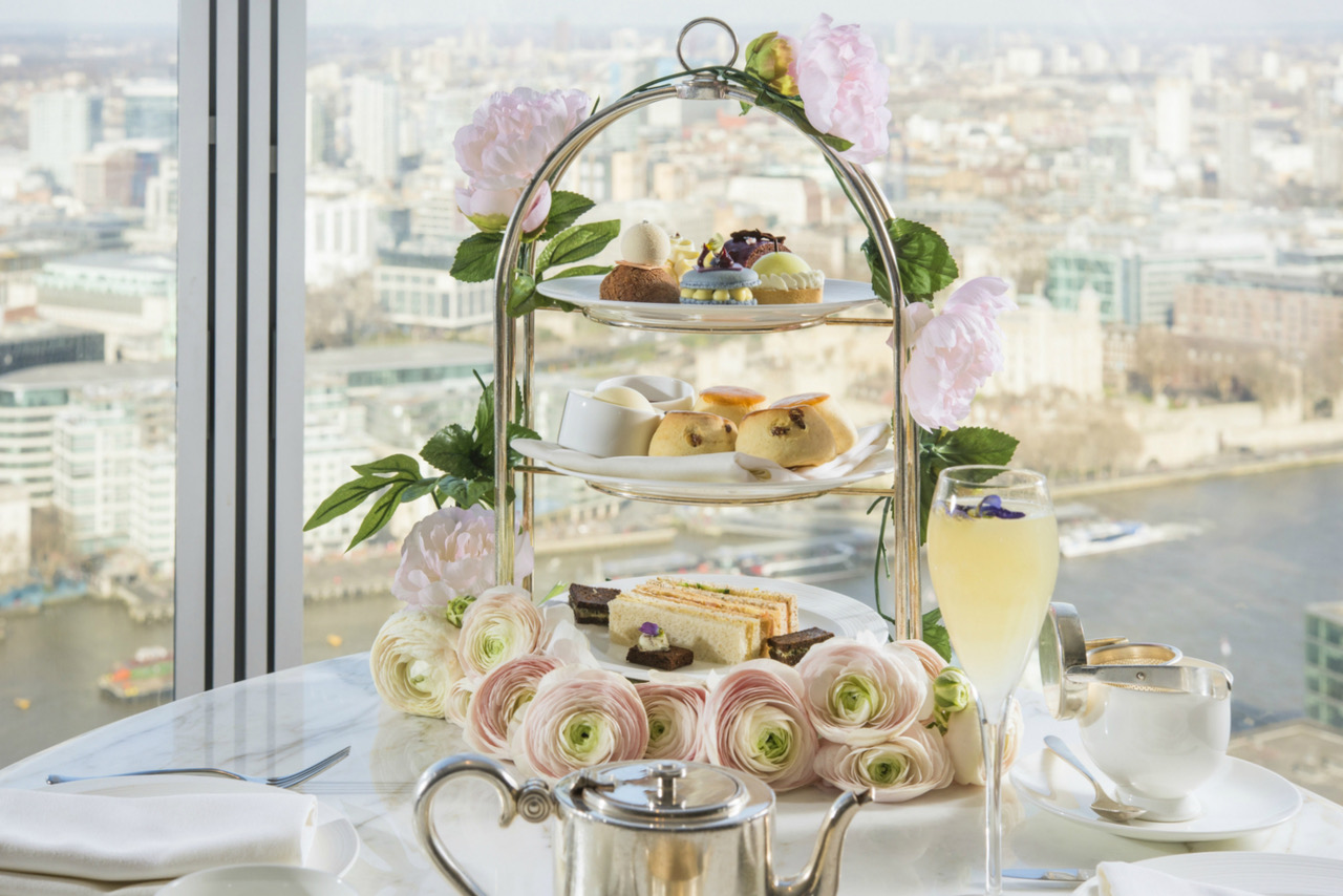 Shangri La Hotel At The Shard Launches The Royal