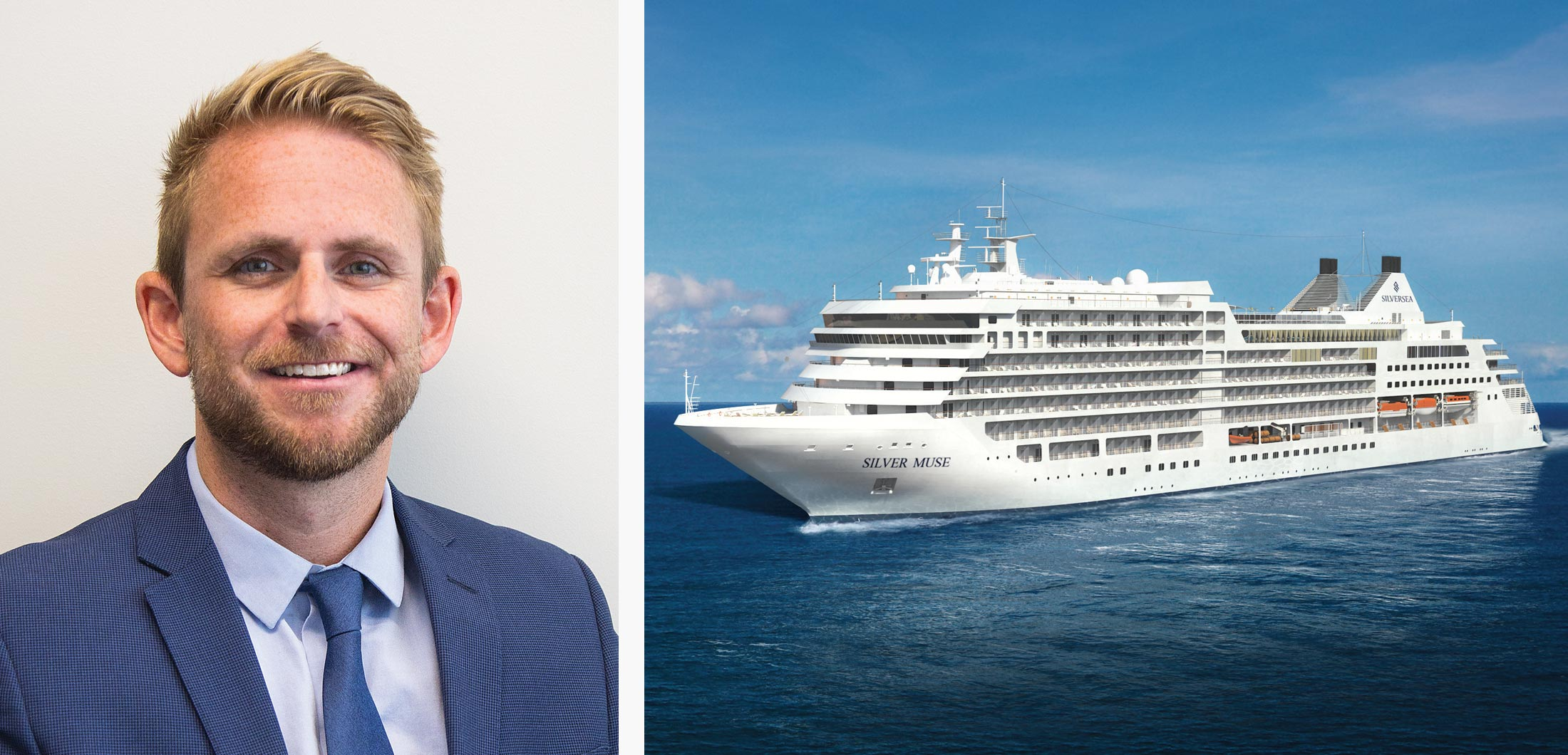 11 Questions With Silversea Cruises Adam Armstrong