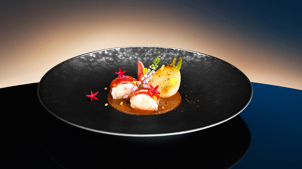 Stellar Dining Series With The Ritz Carlton Latte Luxury