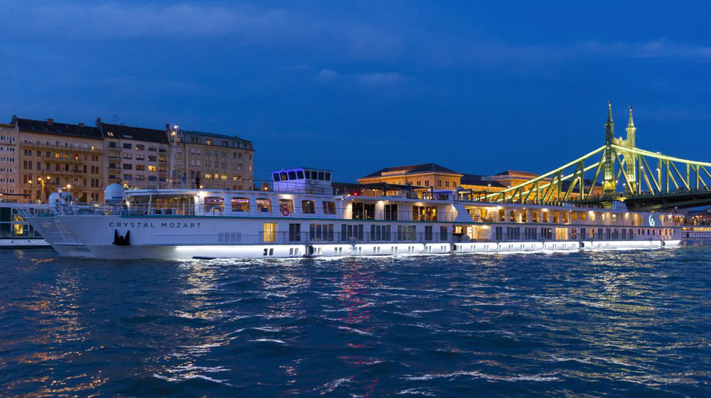 Crystal River Cruises Reveals 2021 Deployment Latte Luxury News