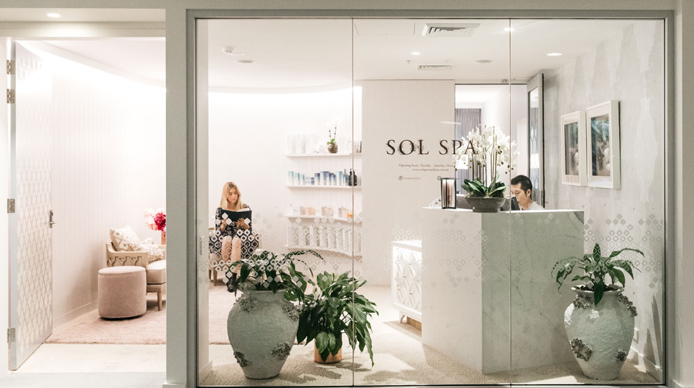 Sol Spa debuts at The Botanica Vaucluse - LATTE Luxury News