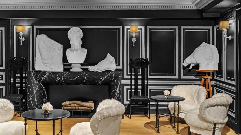 H tel de berri a luxury collection hotel officially for Interni parigini