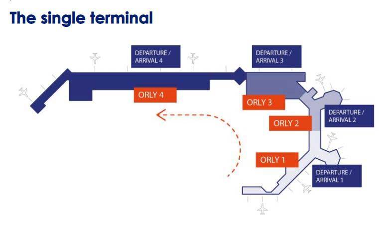 Orly 1 2 3 4 Single Terminal Latte Luxury News