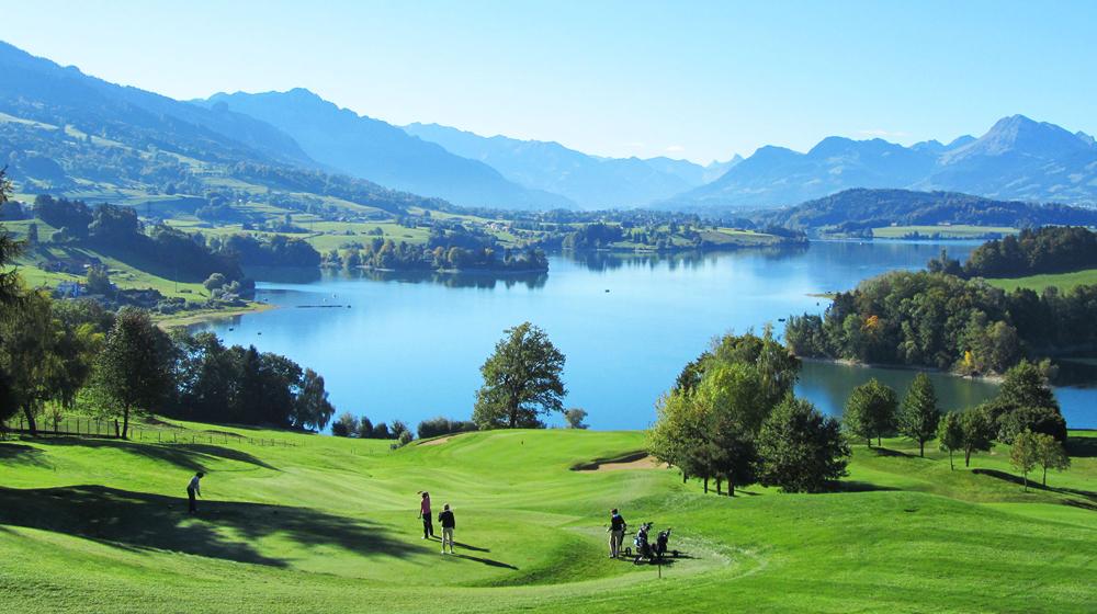 Golf Resort La Gruyere
