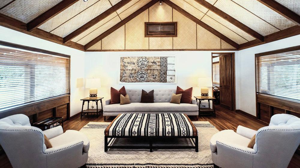 Wakaya Club and Spa | Governor's Living Room