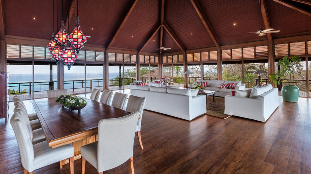 Wakaya Club and Spa | Vale O Living Room