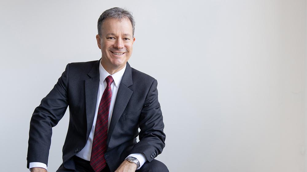 Brett Jardine, CATO Managing Director