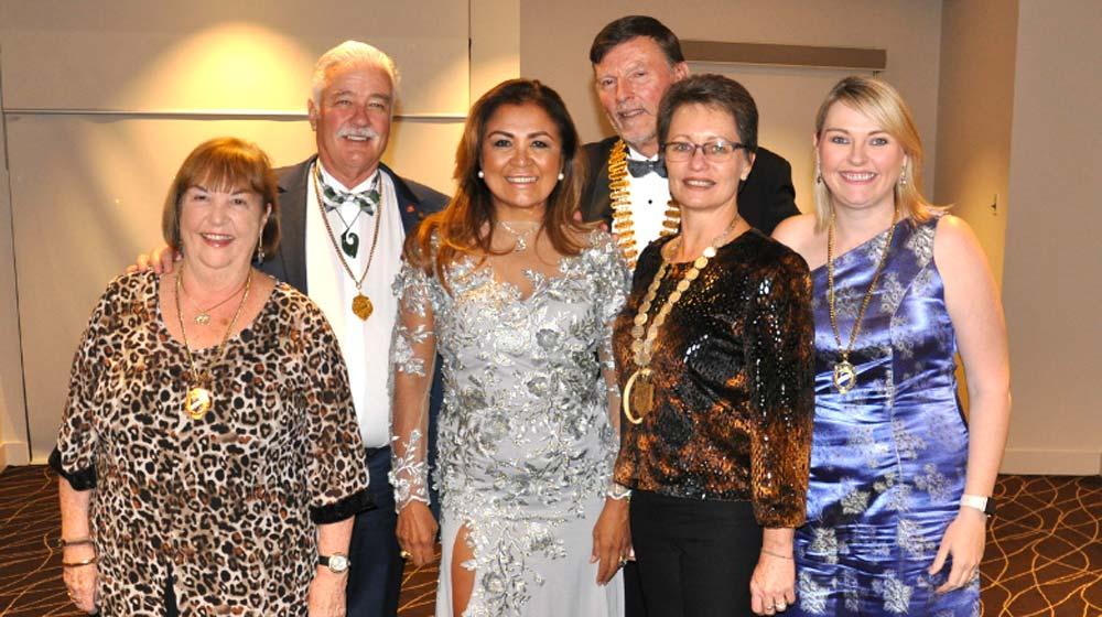 Skal International Directors and Skal International Port Vila delegates