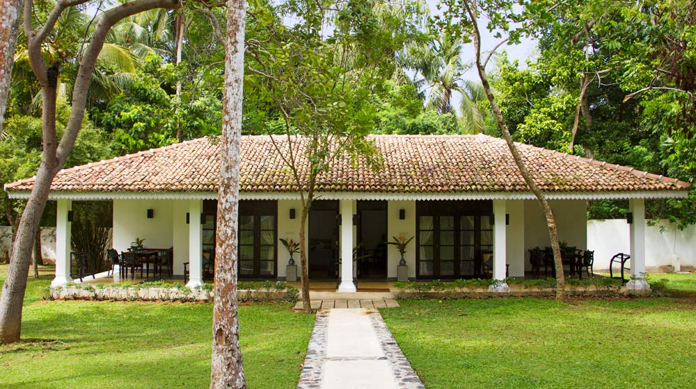 Why House | Garden Bungalow