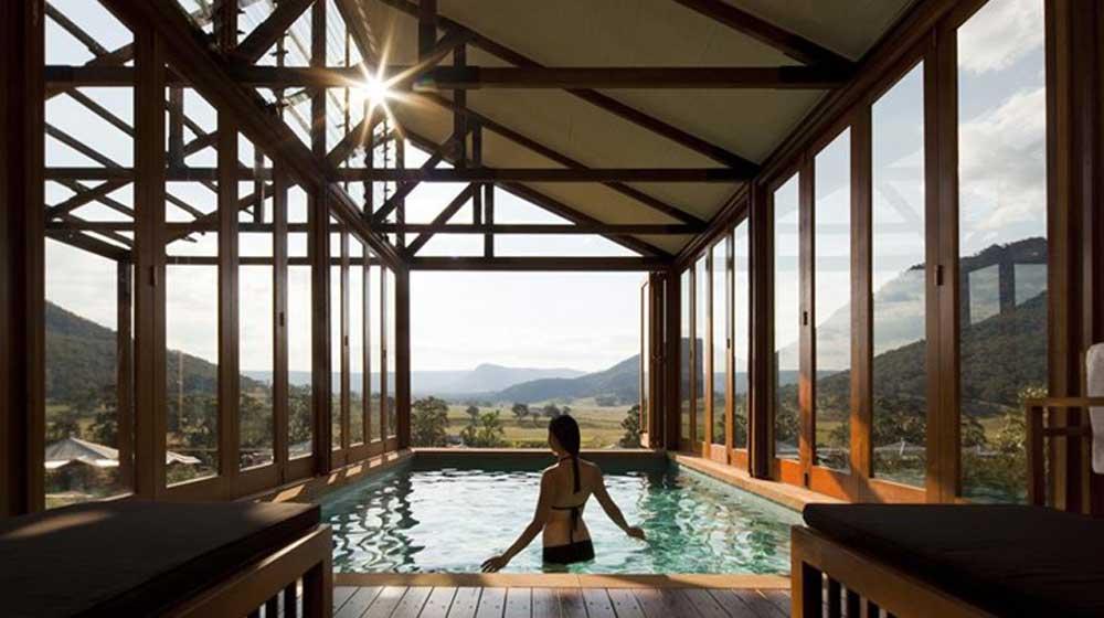 Emirates One&Only Wolgan Valley Resort, Blue Mountains, Australia