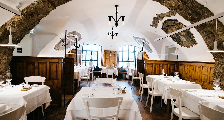 Ötztaler Stube, Restaurant Blaue Gans
