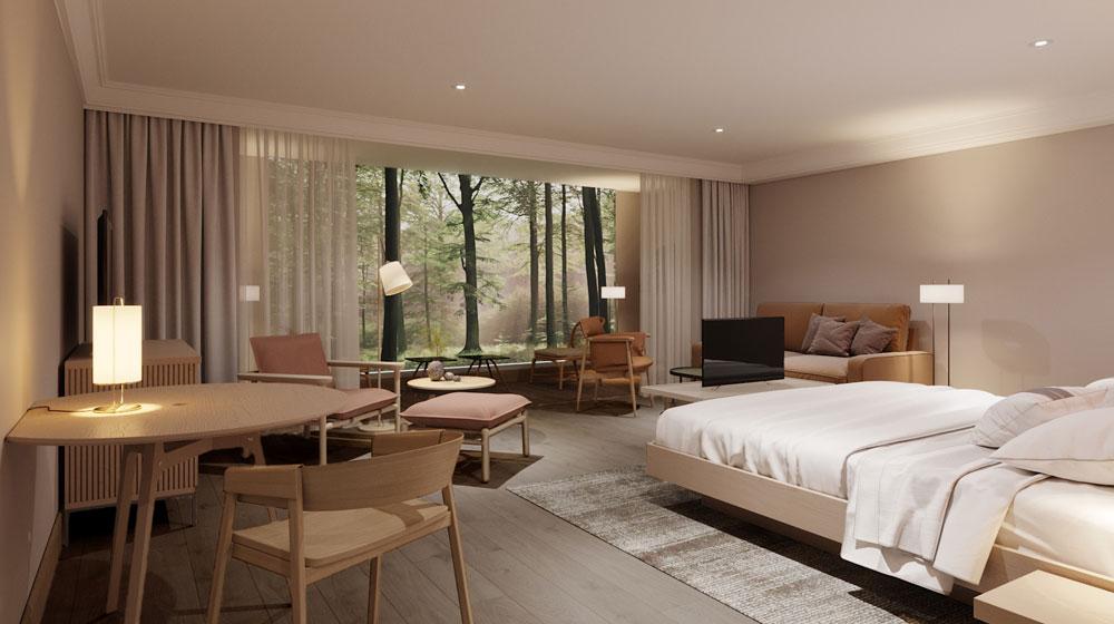 The Prince Akatoki London | One Bedroom Suite