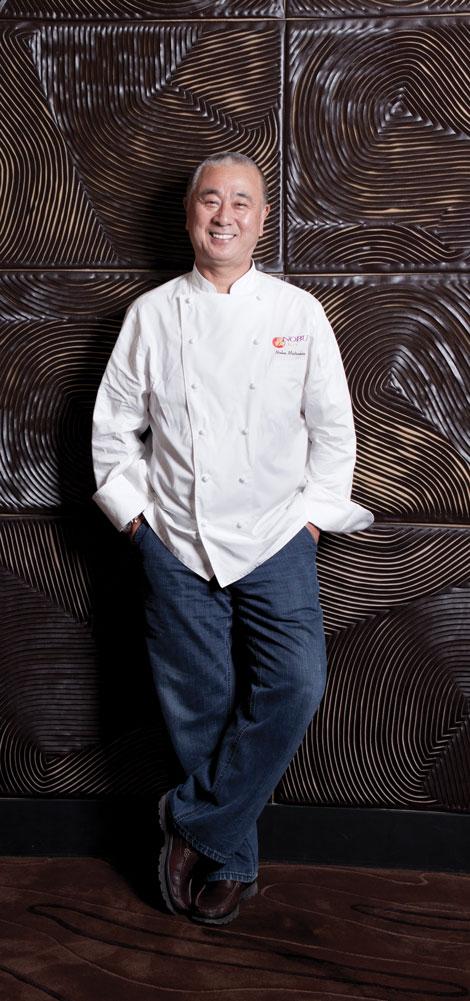 Chef Nobu Matsuhisa to join Crystal Endeavor sailing