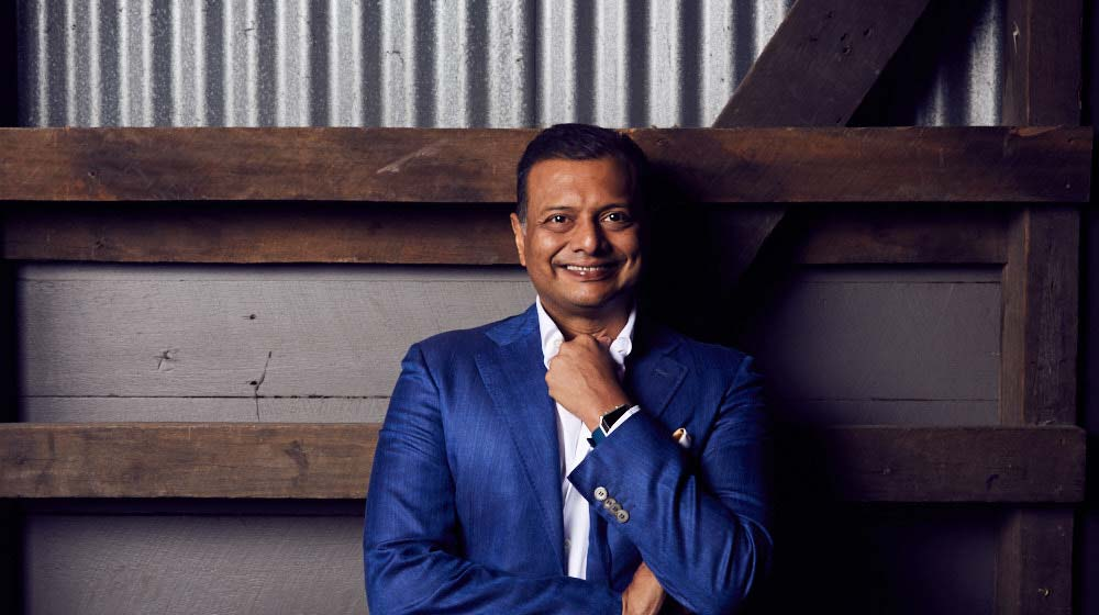 Ovolo Group CEO & Founder, Girish Jhunjhnuwala