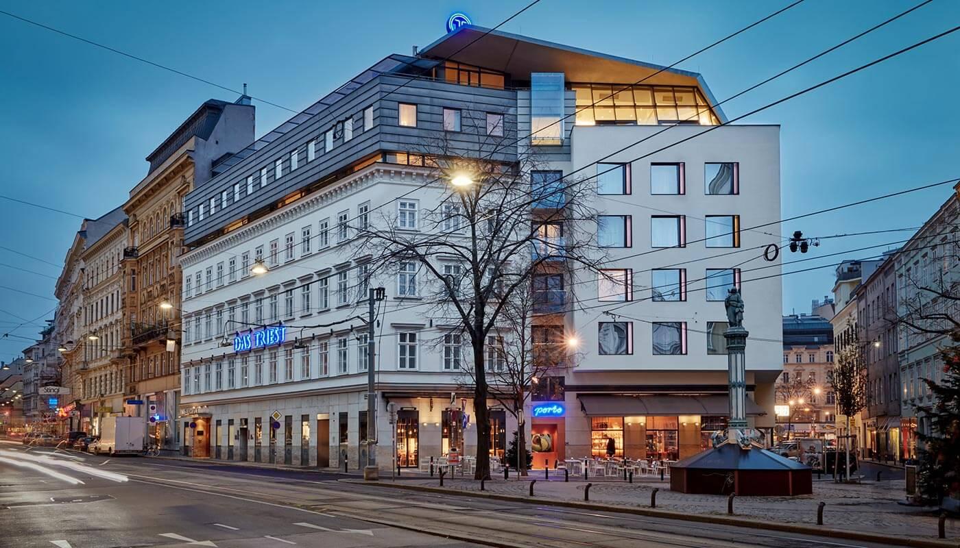 Hotel Das Triest ©