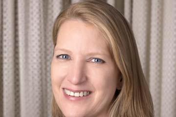 Libbie Rice, the departing President of Ensemble Travel Group