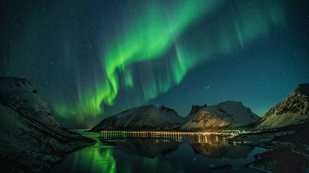 Northern Lights | Image Credit: Tobias Bjoerkl
