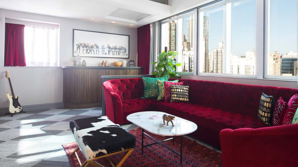 Ovolo Central, Hong Kong | Radio Suite