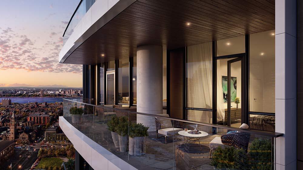 Raffles Boston Back Bay Hotel & Residences | Image credit: The Architectural Team Inc