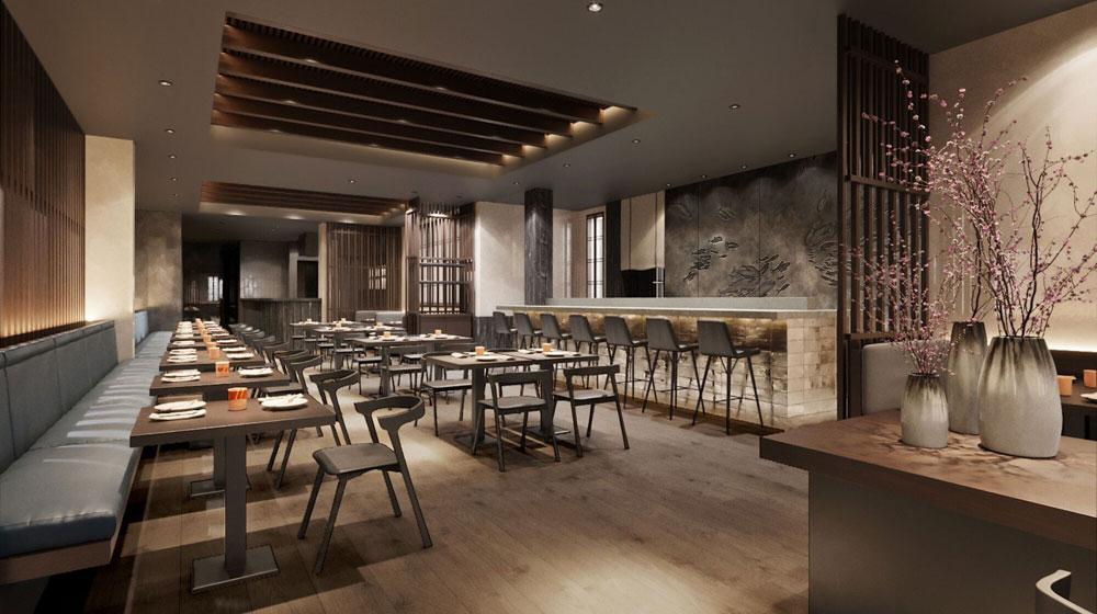 The Prince Akatoki London | Main Restaurant