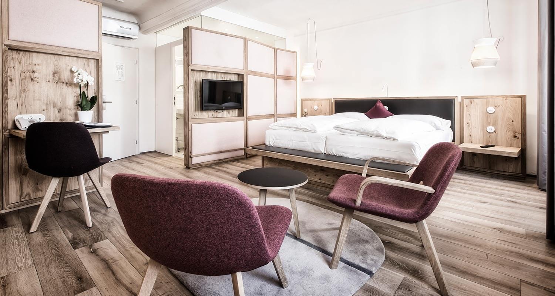 Room at arthotel Blaue Gans