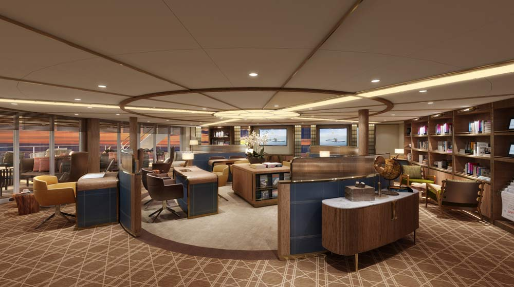 Seabourn expedition ships | Seabourn Square