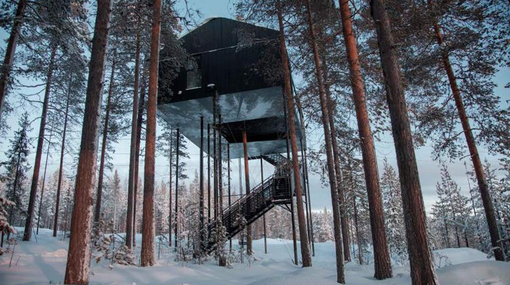 Treehotel, Norbotten County, Sweden