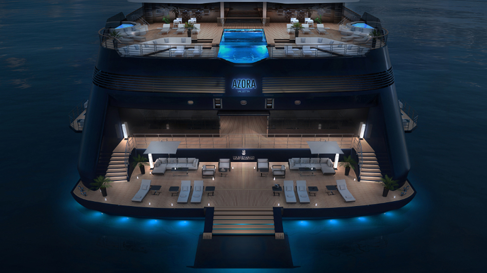 Ritz-Carlton Collection Azora now Evrima