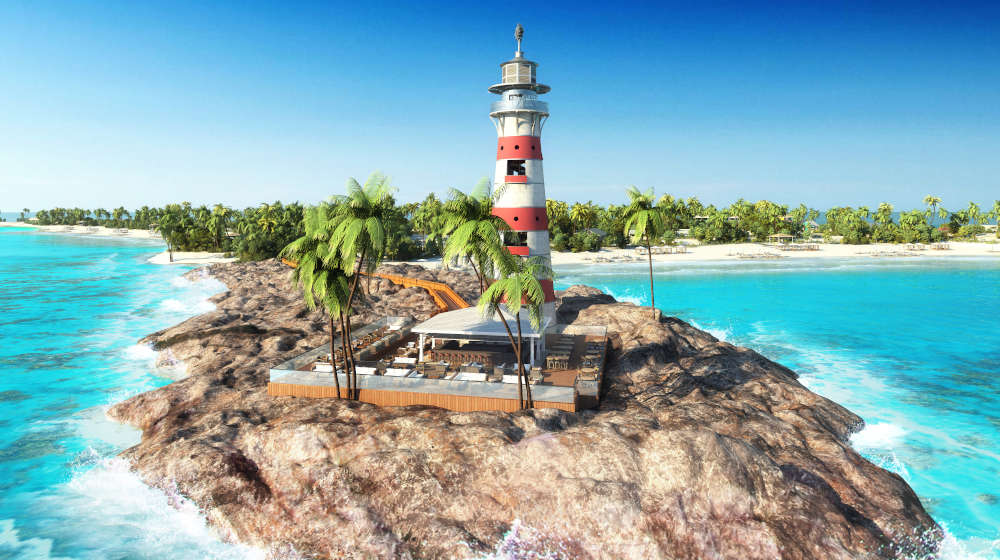 More experiences unveiled for MSC's Ocean Cay