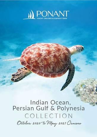 Ponant Indiian Ocean, Persian Gulf Polynesia collection