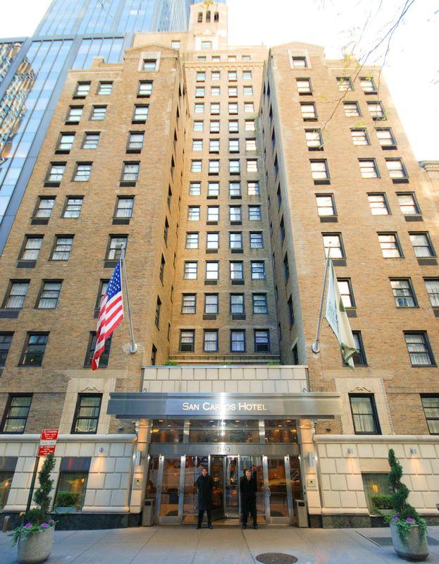 San Carlos Hotel, New York City