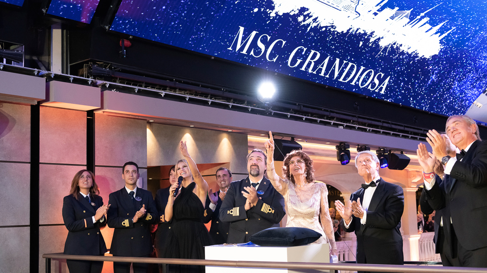 First Look: Inside the brand new MSC Grandiosa