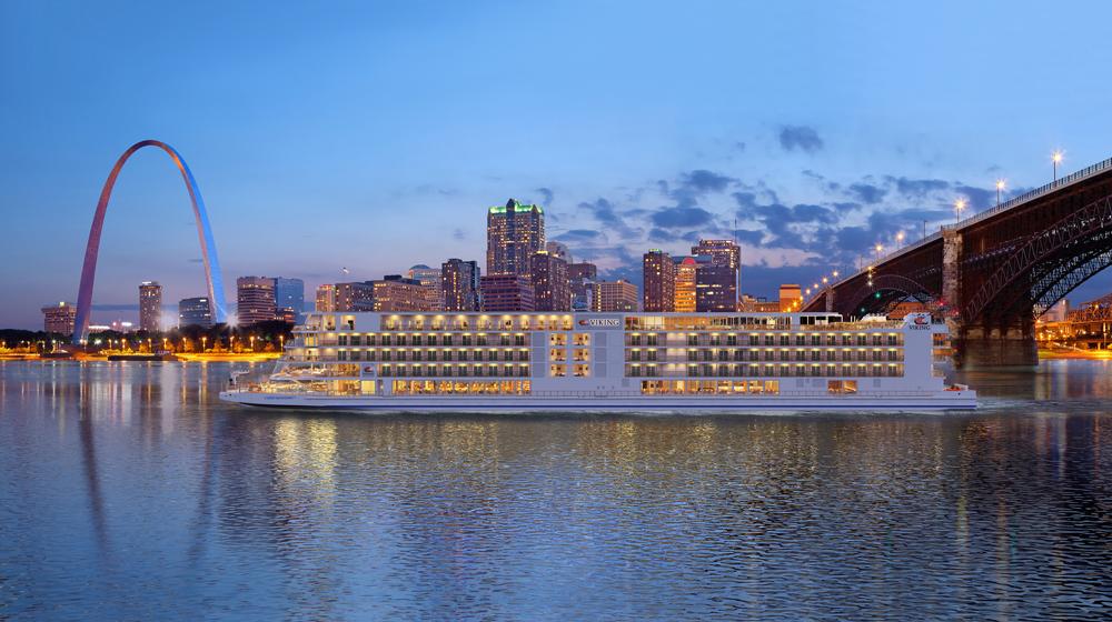Viking Mississippi To Set Sail In 2022