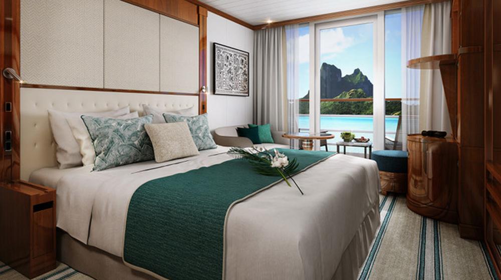 Le Paul Gauguin Balcony Suite