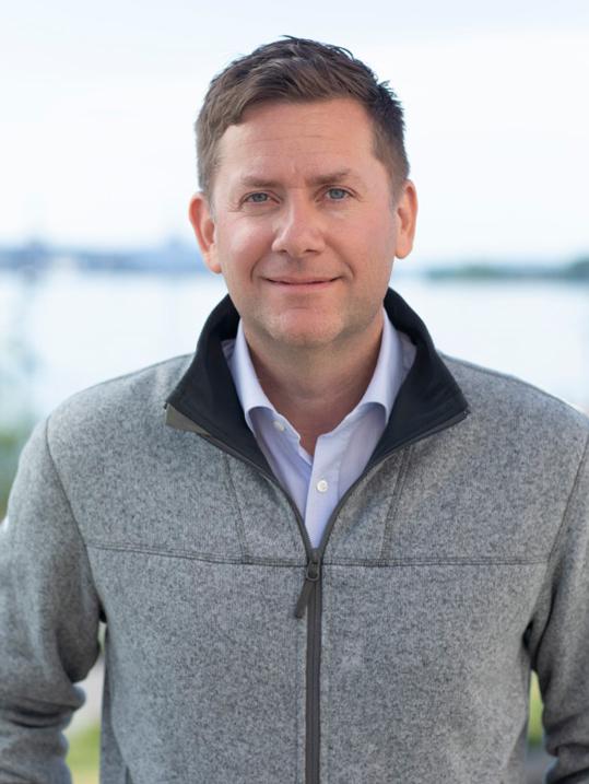 Daniel Skjeldam, Hurtigruten Group CEO